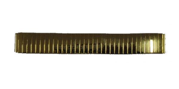 bracelet-montre-acier-extensible-dore